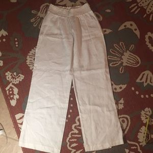 Gorgeous nwot linen tommy bahama pants